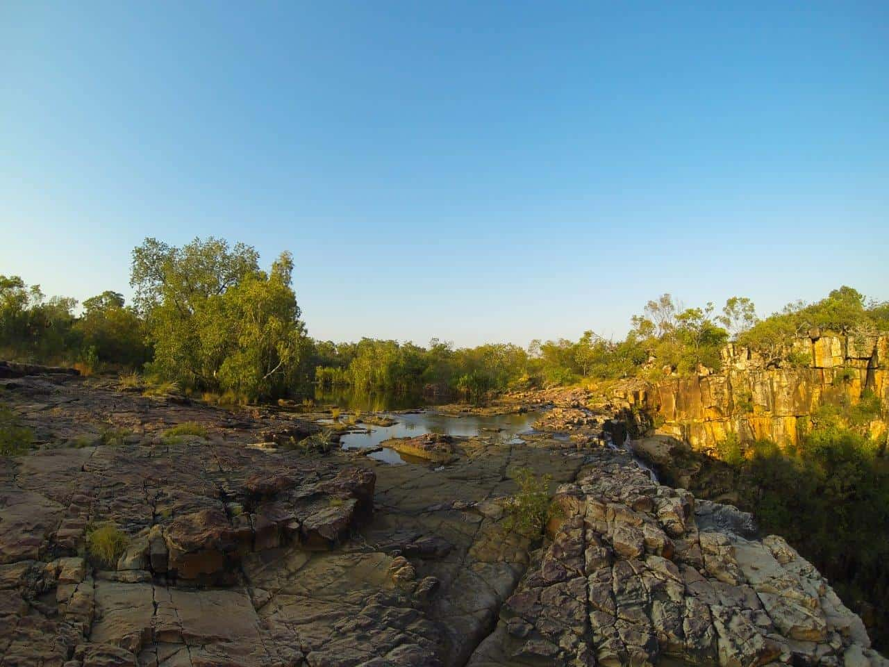 Mitchell Falls walk