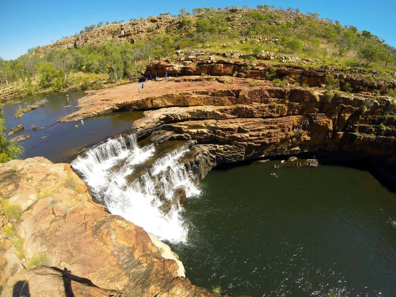 Bell Gorge in the Kimberley