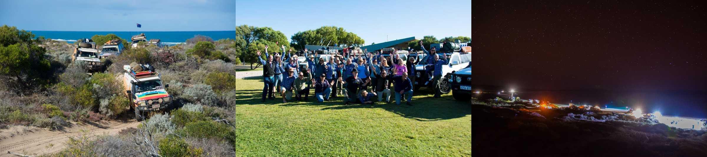 Dongara to Dirk Hartog 4WD Trip