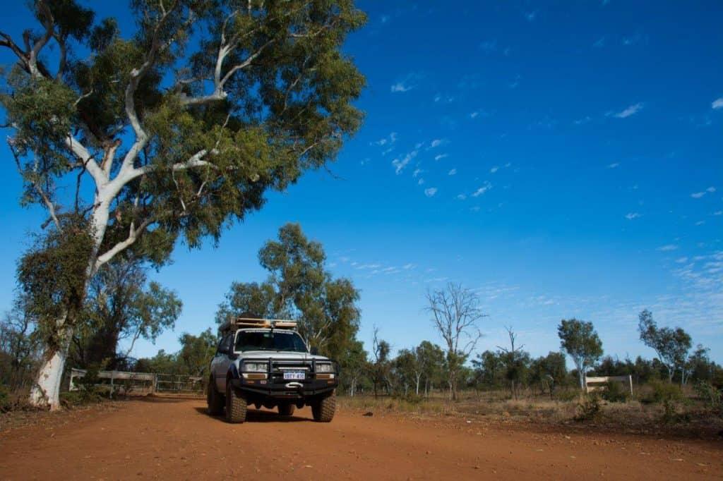 Mornington Wilderness drive in