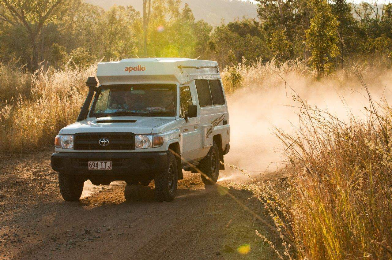 Gibb River Road Driving