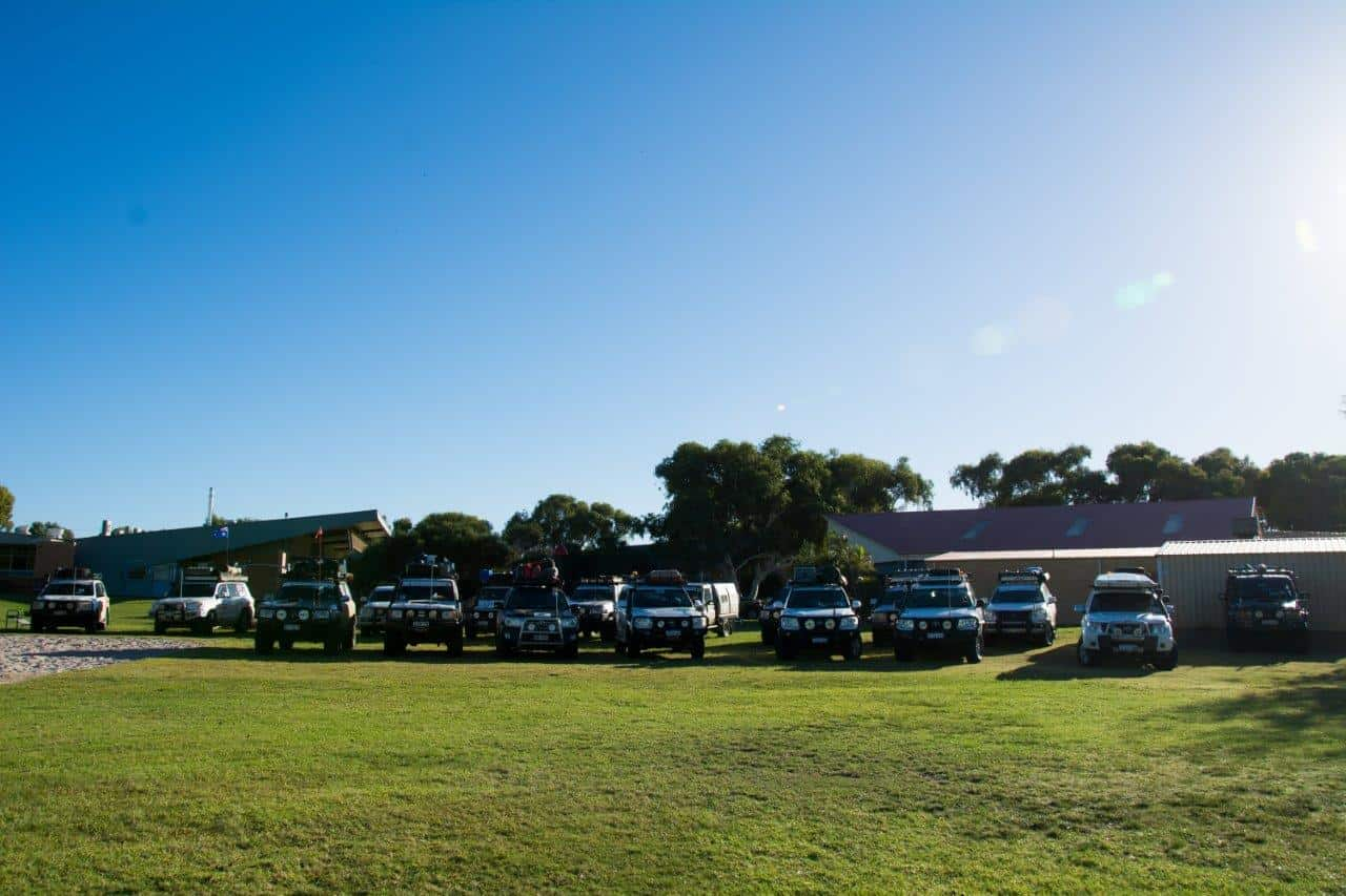 Kalbarri Primary School with Variety