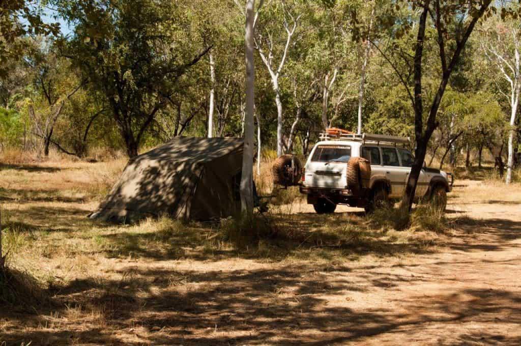 4WDing Australia at Mornington
