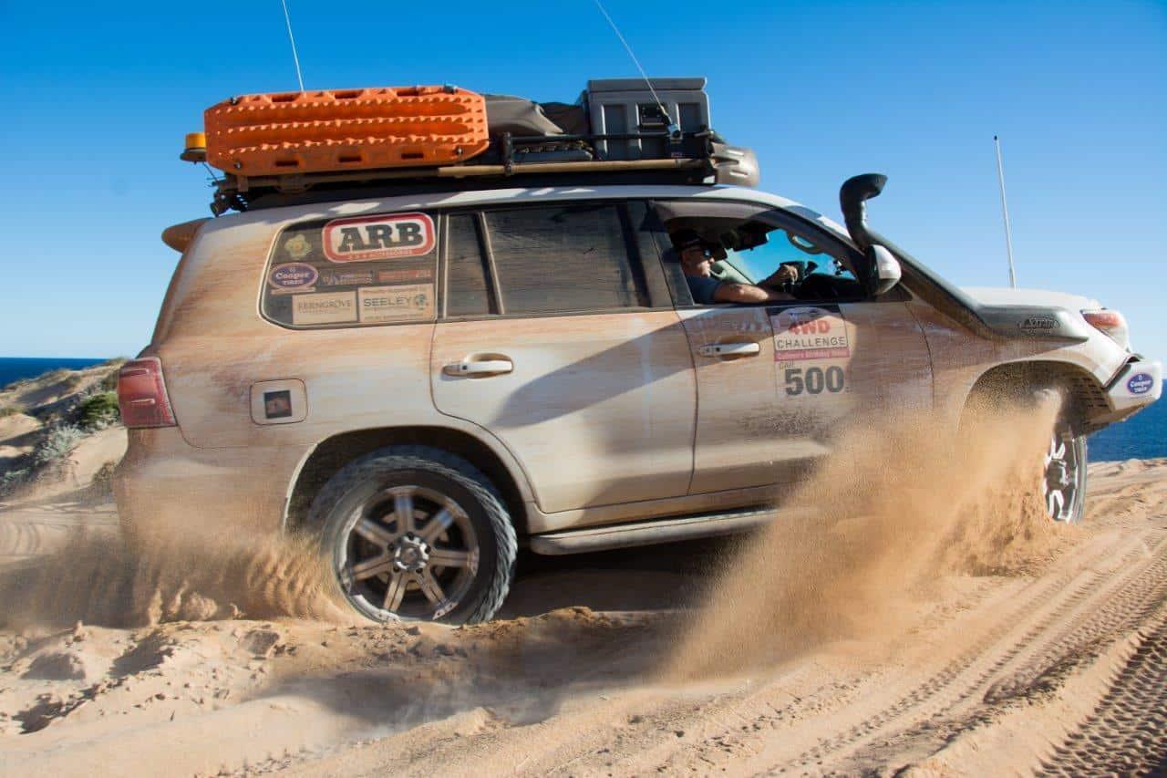 Variety WA 4WD Challenge Tracks