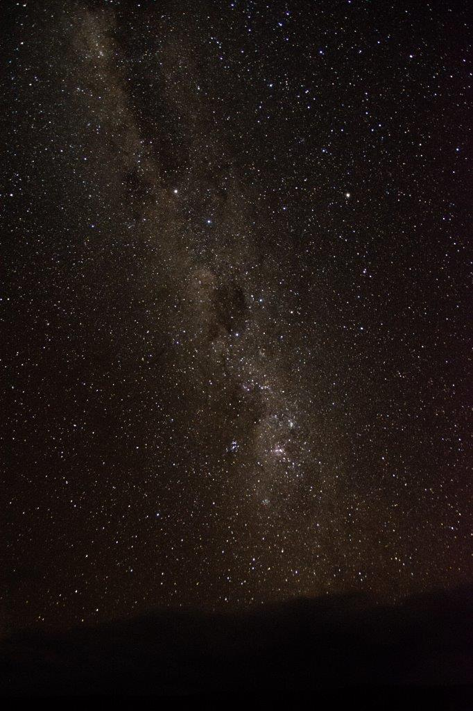 Stars at Steep Point in WA