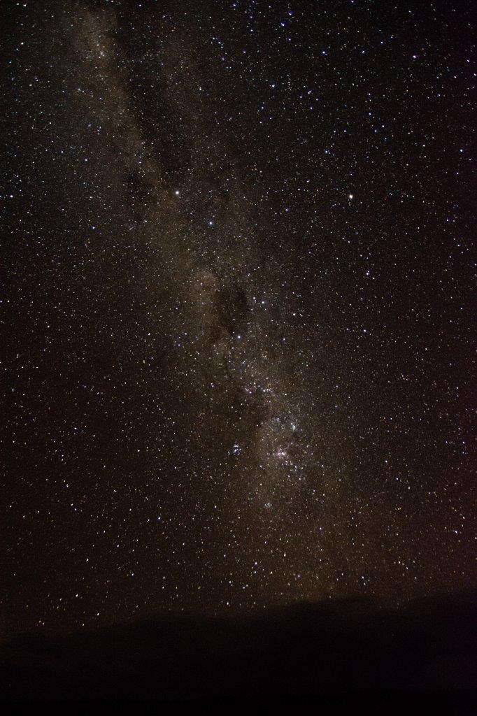 Stars at Steep Point in WA