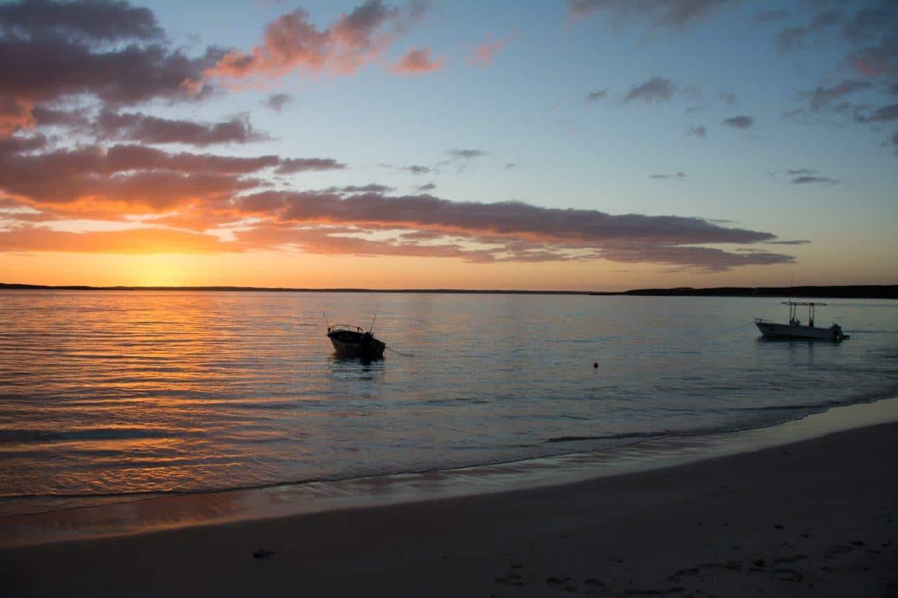 Steep Point Sunrise
