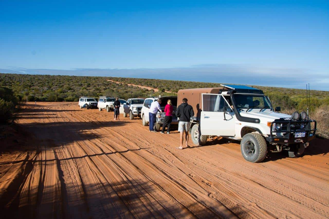 Day trip to Francois Peron National Park