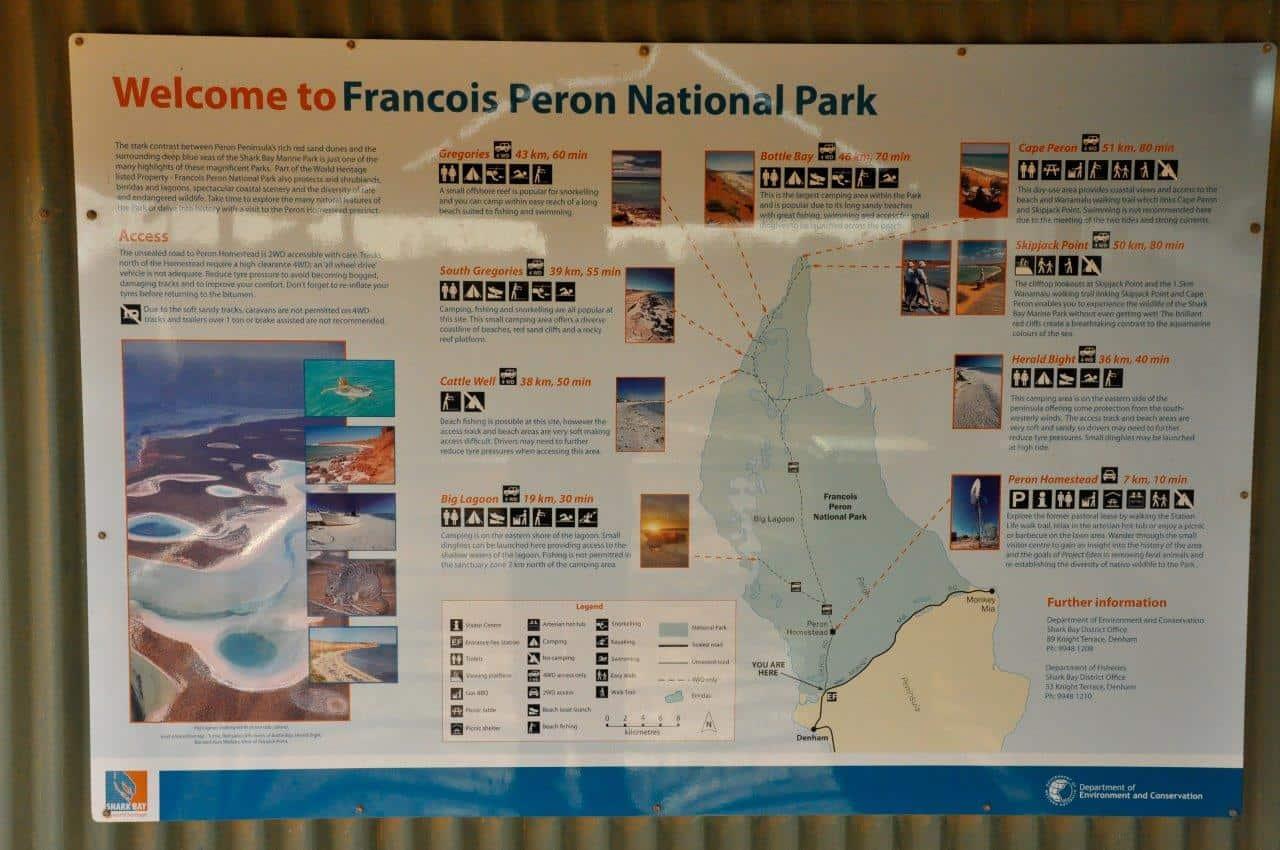 Francois Peron information