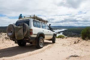 Murchison River 4WD tracks