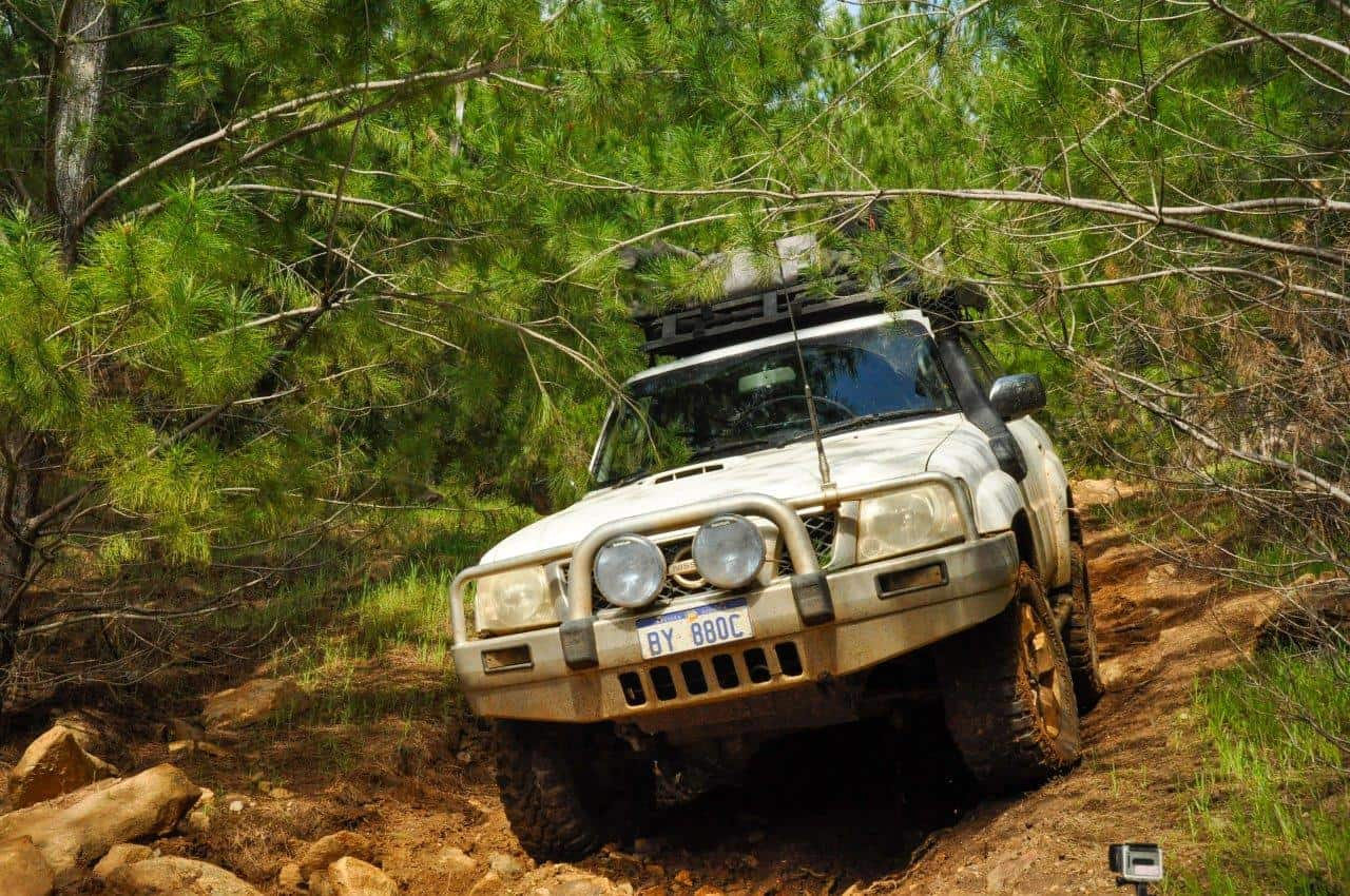 4WD insurance locations