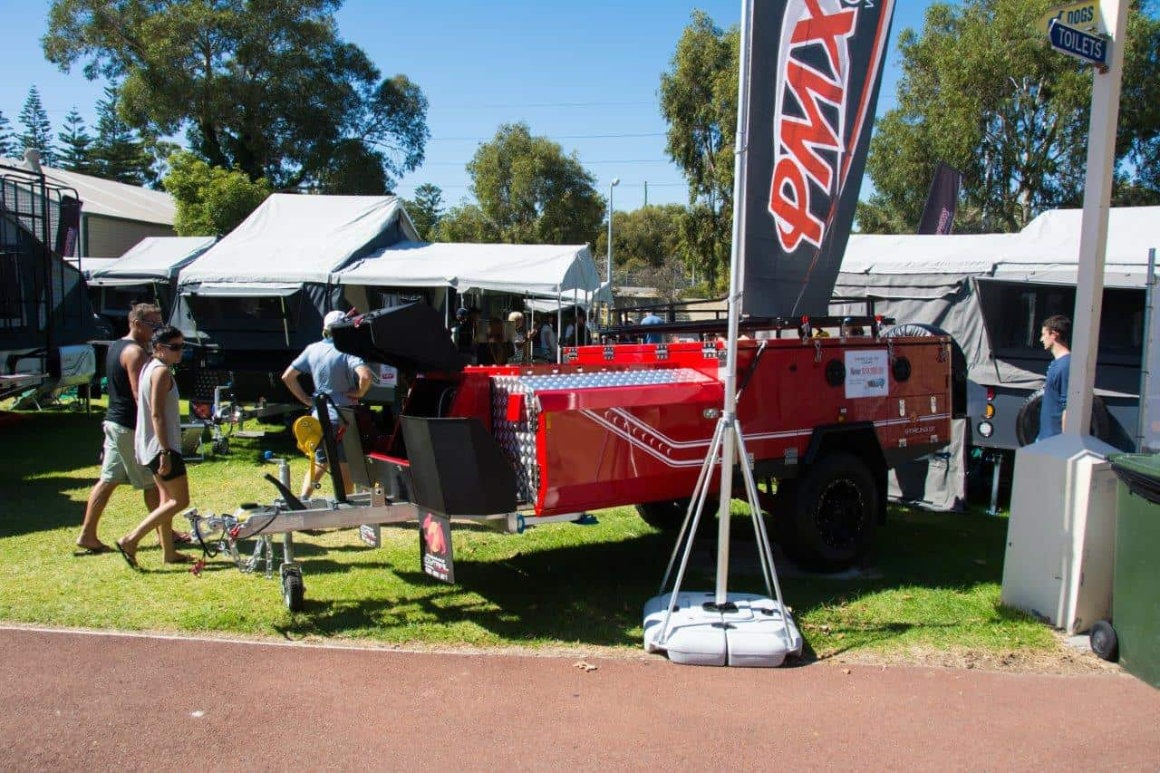 Camper trailers for sale in WA