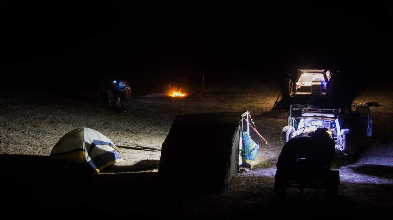 Paddock camping Kalbarri