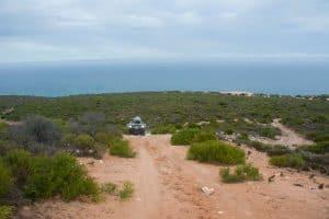 Murchison House 4WD Tracks