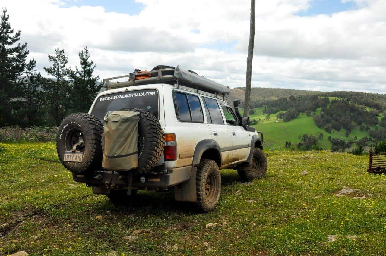 80 Series Land Cruiser