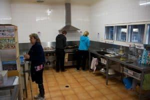 Camp Kitchen at Hamelin Station