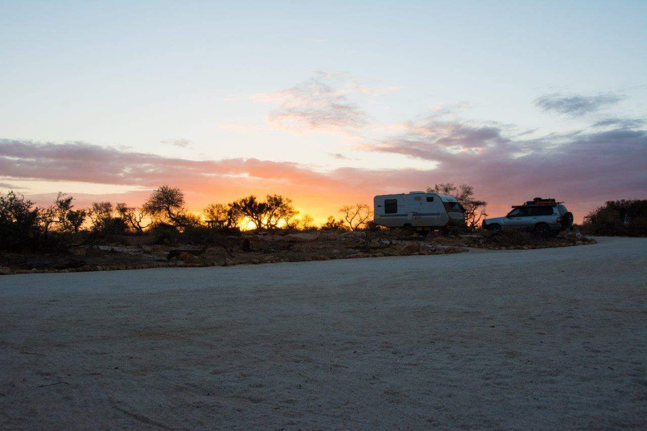 Hamelin Station Stay camping
