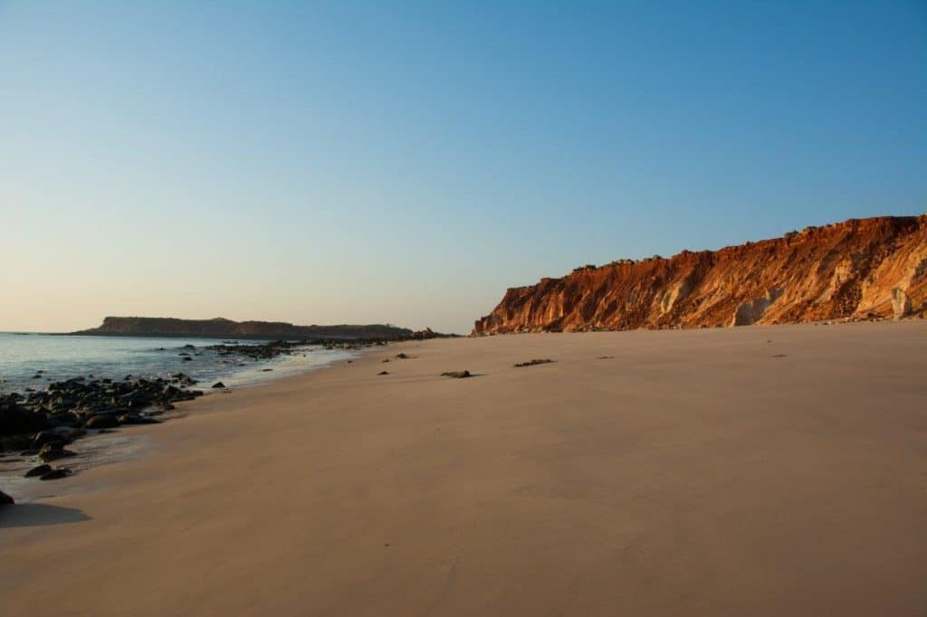 West beach at Kooljaman, Cape Leveque
