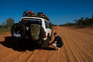 Cape Leveque road