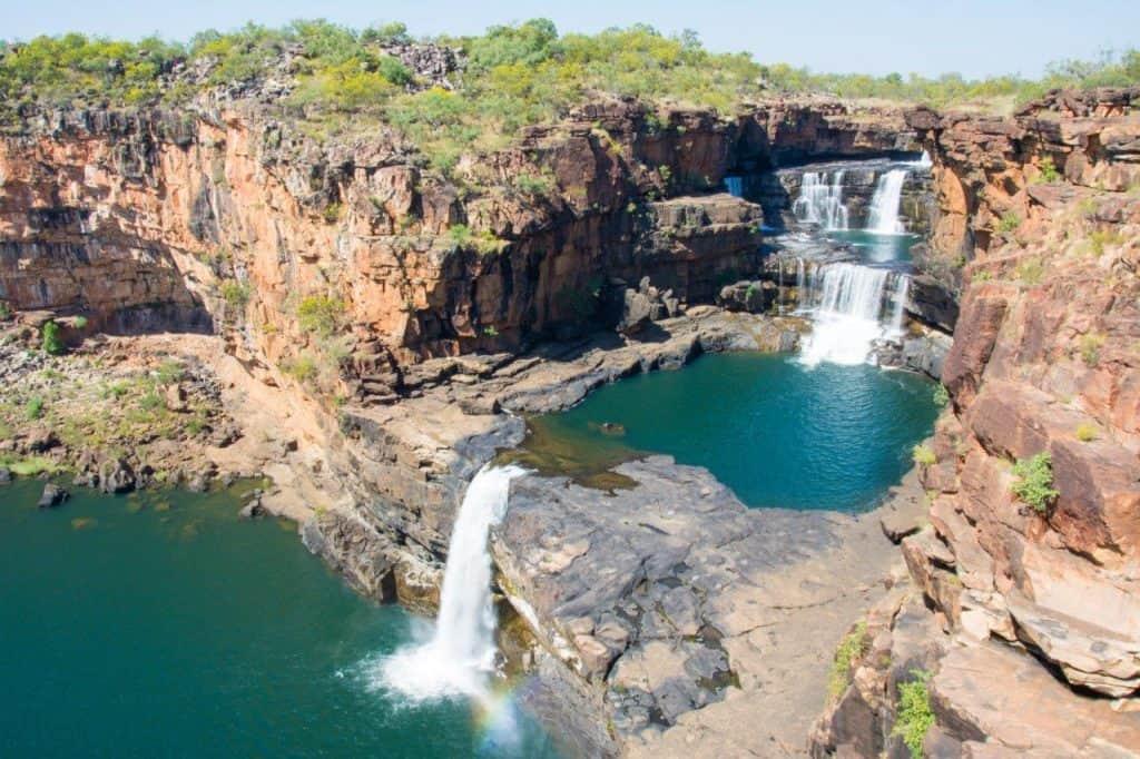 Mitchell Falls, Gibb River Road, Kimberley
