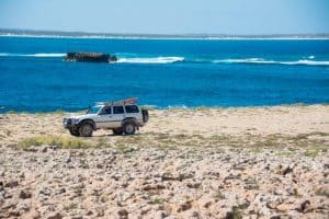 Steep Point 4WD track
