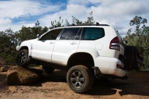 Prado lift kit