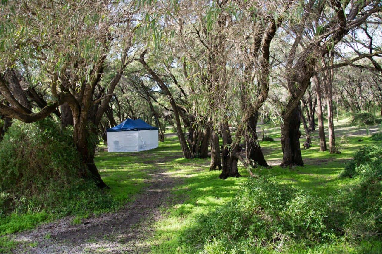 Conto camp ground