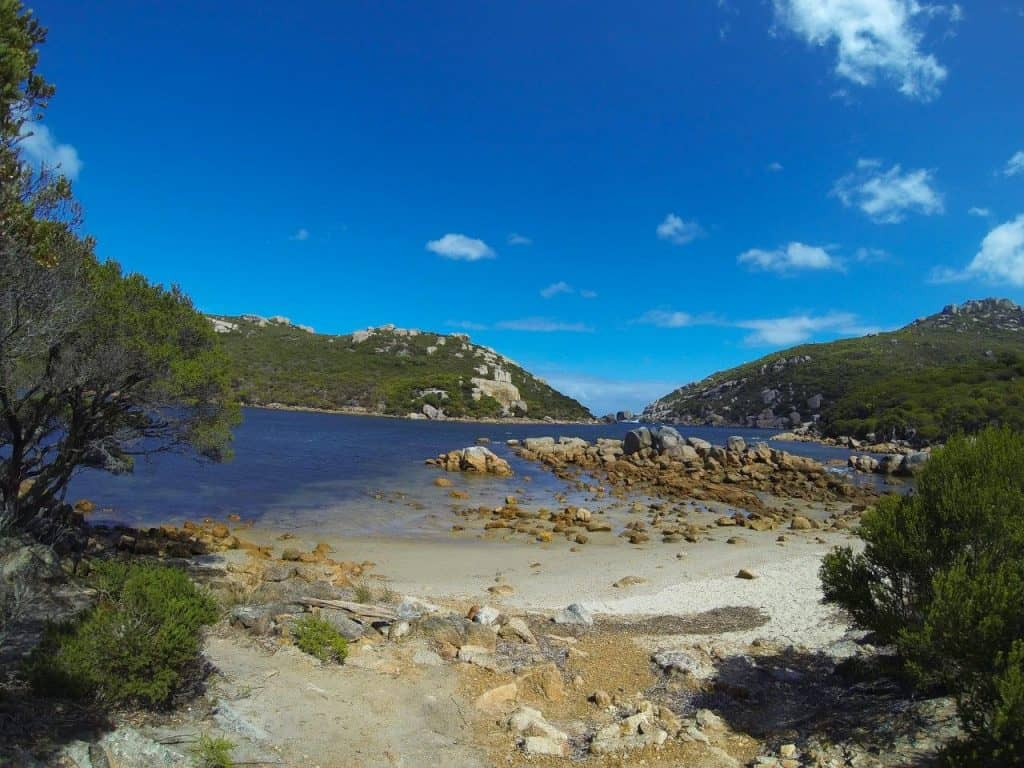 Waychinicup Inlet has some fantastic camping