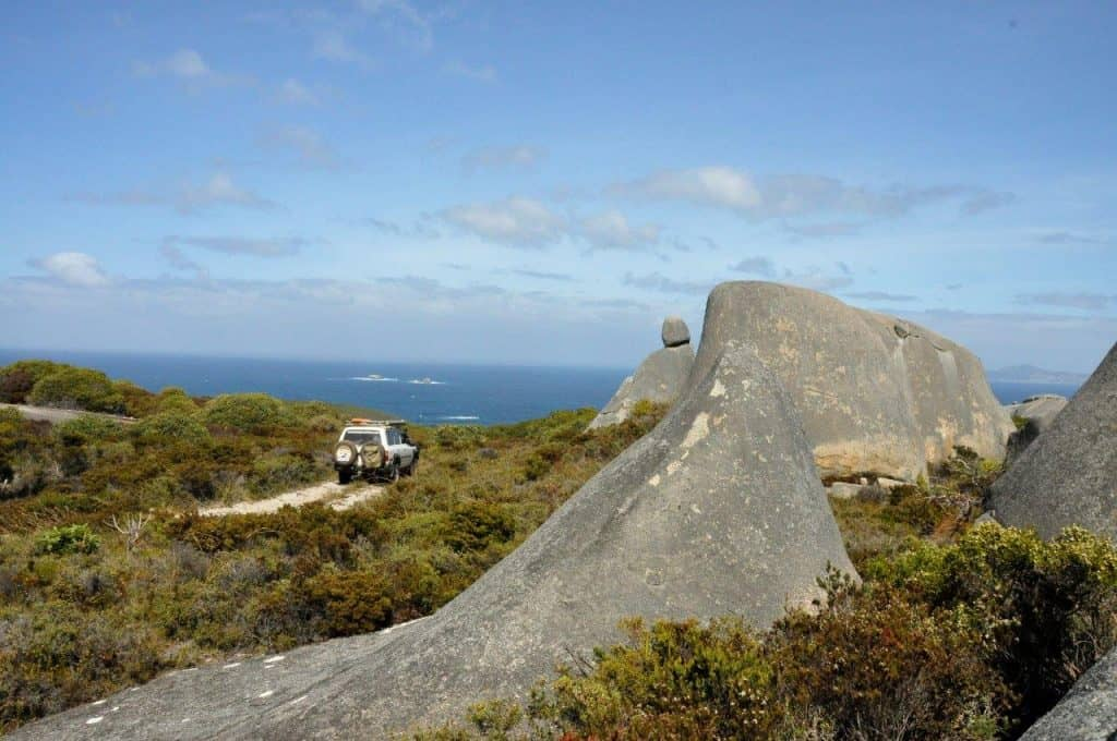 Waychinicup National Park 4WD Tracks in Albany