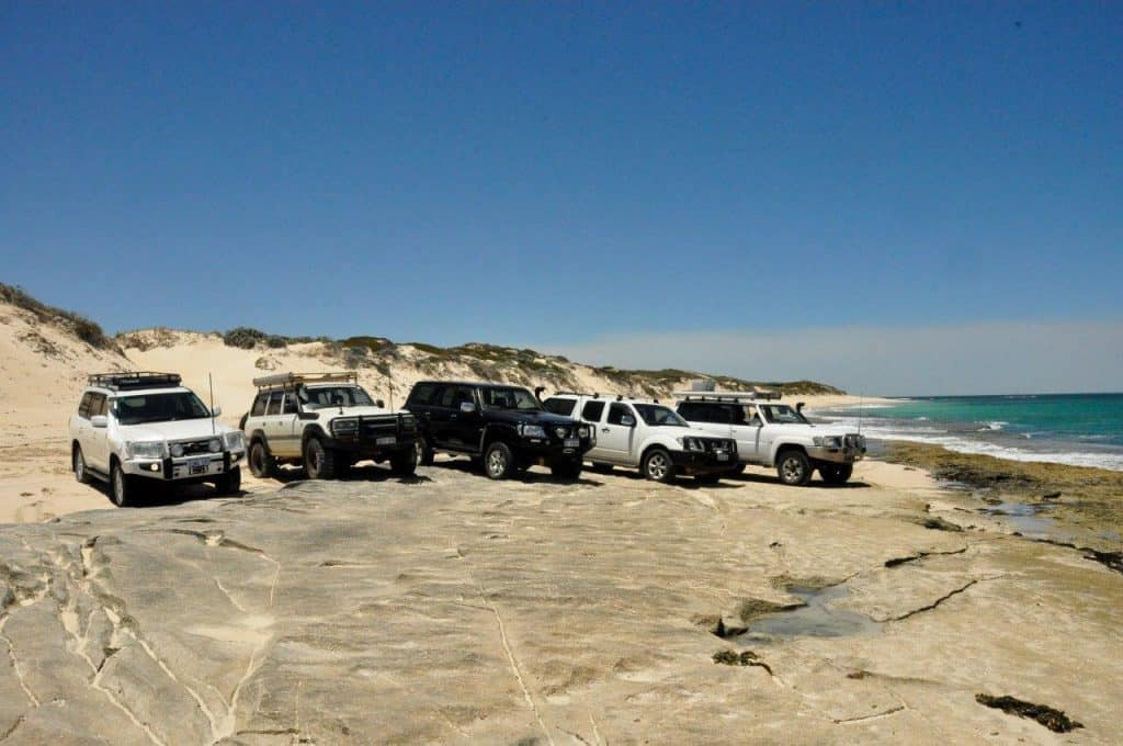 4WD tyre choice
