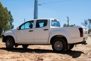 Dmax 4WD