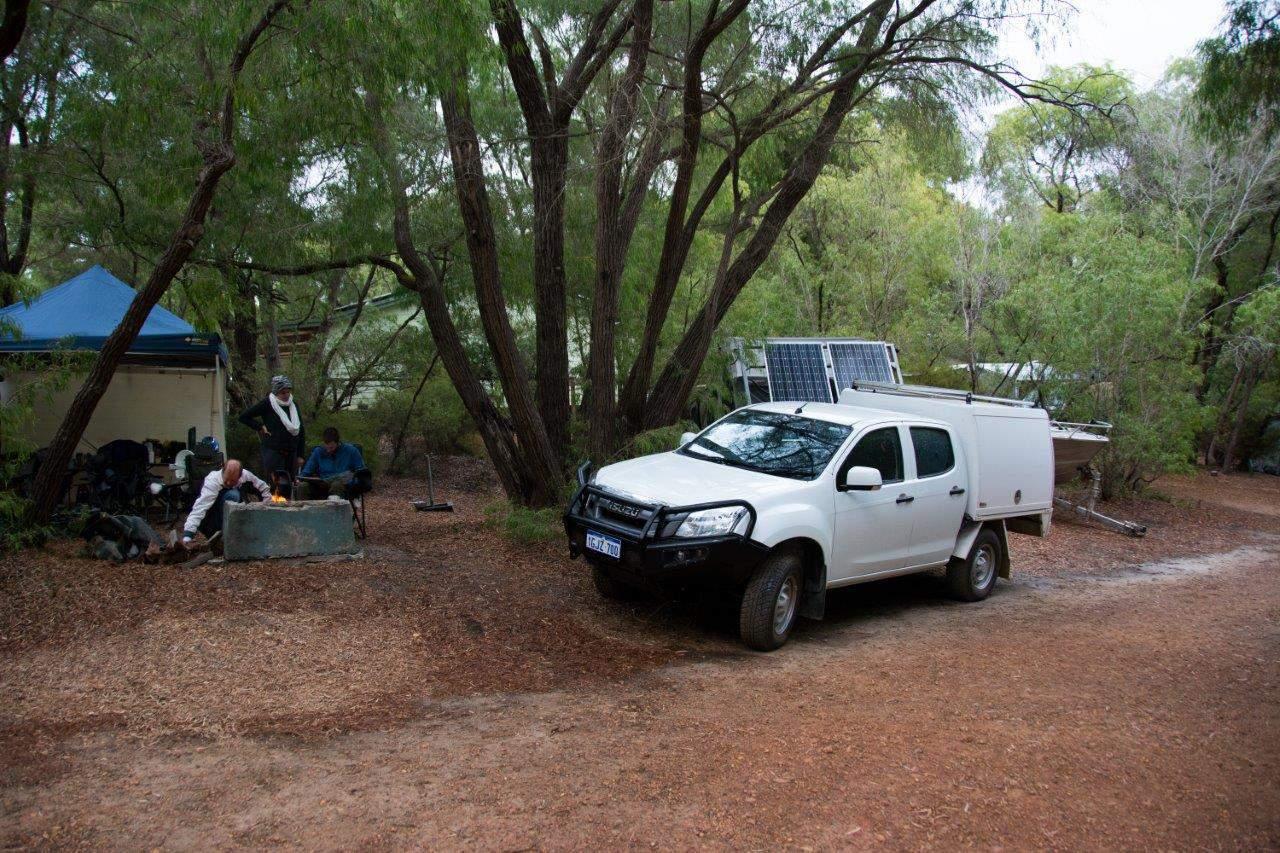 Coalmine Beach Caravan Park