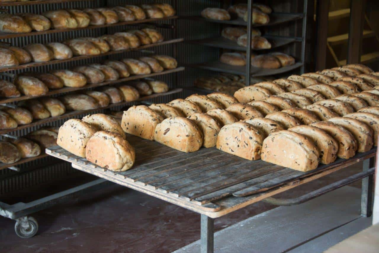Amazing bread from Yallingup Wood fired bread