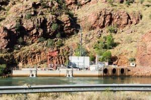 Hydropower plent