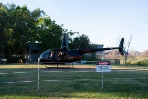 Lake Argyle Helicopter tour