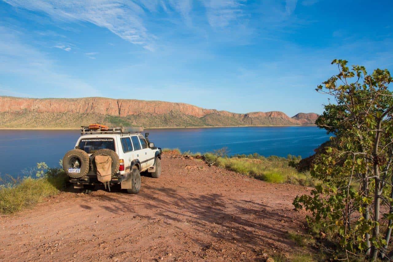 Lake Argyle 4WD Track