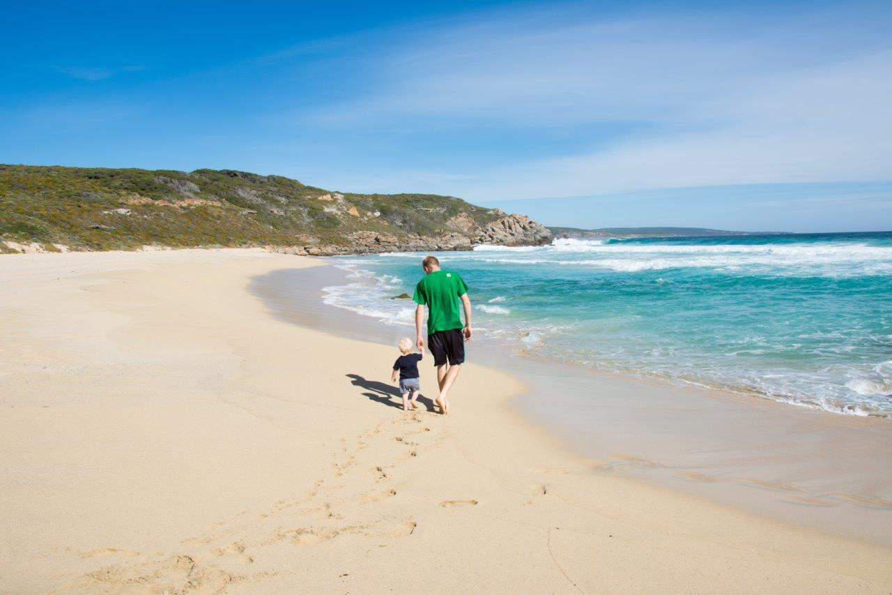 Exploring the Margaret River beaches