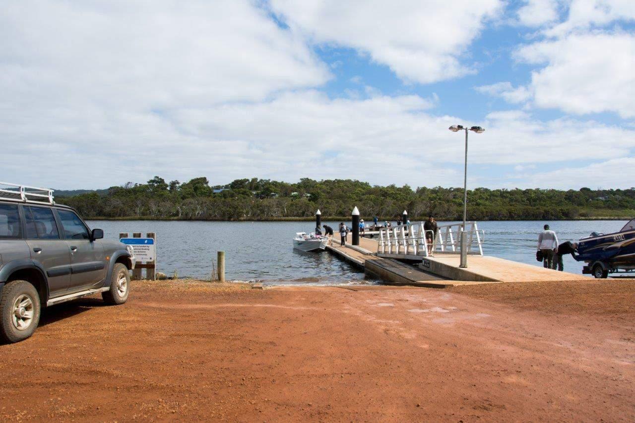 Walpole Boat Ramp