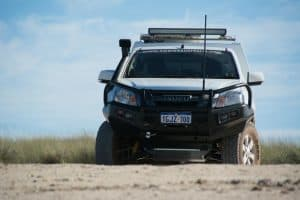 Isuzu Dmax GVM Upgrade