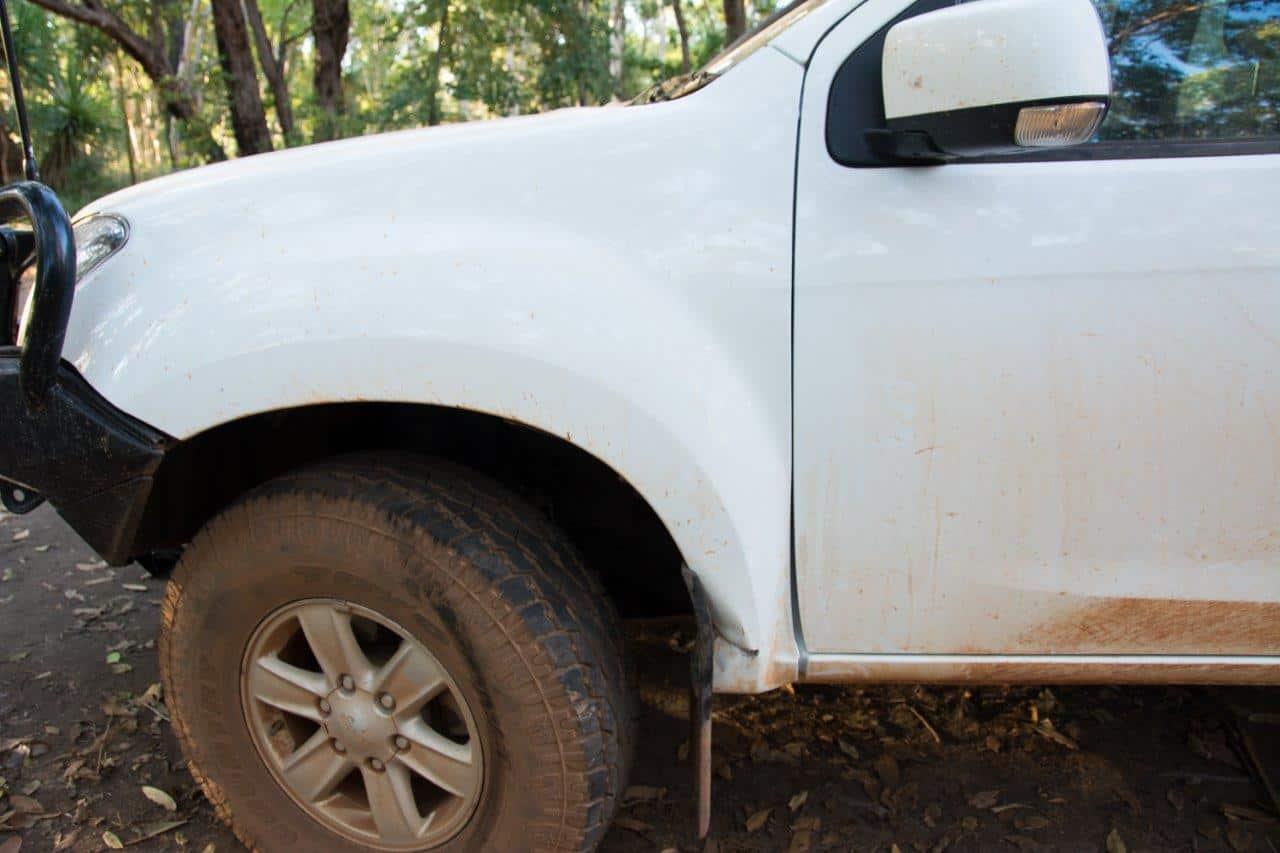 Maguk camping at Kakadu