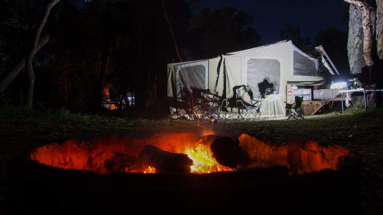 Kakadu camping options