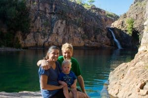 Travelling Australia as a family