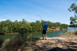 Lorella Springs fishing