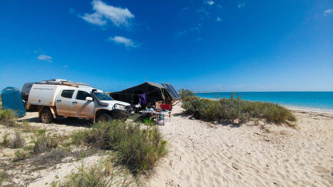 3 Months With A Camper Trailer 4wd And Toddler The Summary