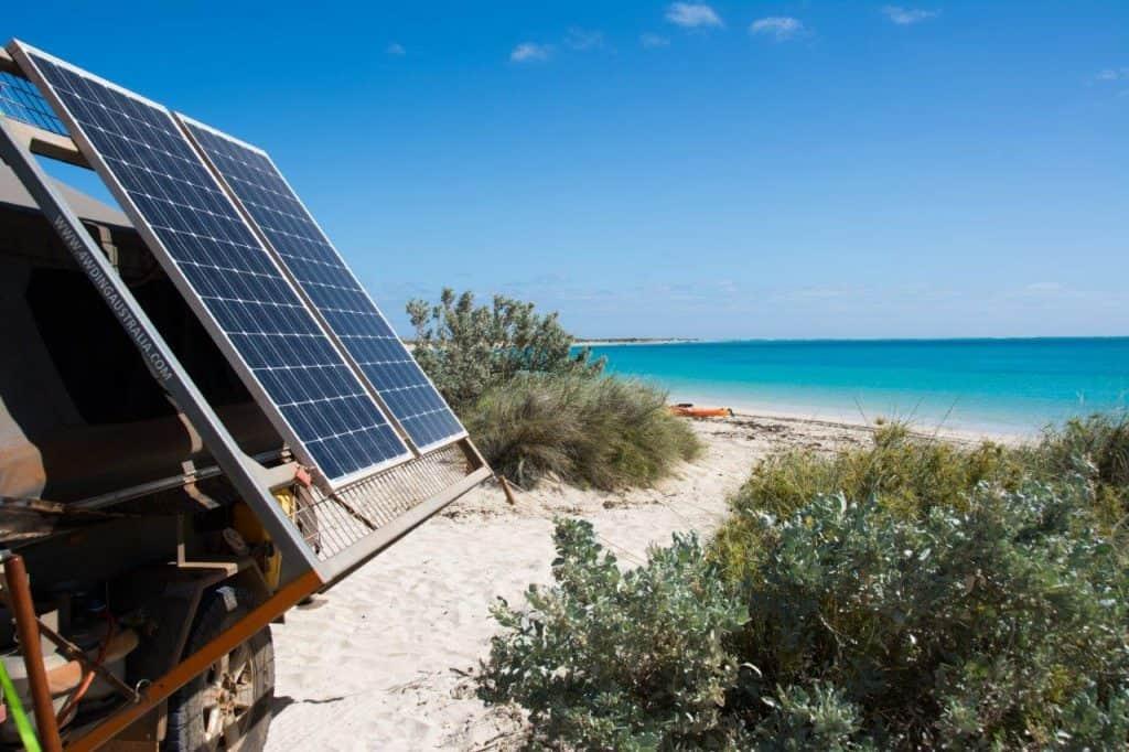 12V solar panels
