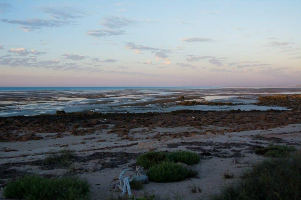 Epic camping in the Pilbara