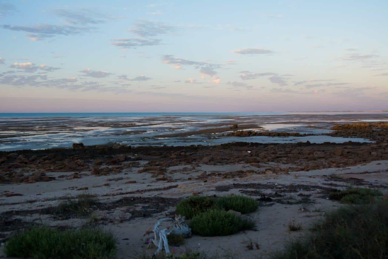 Epic camping in the Pilbara