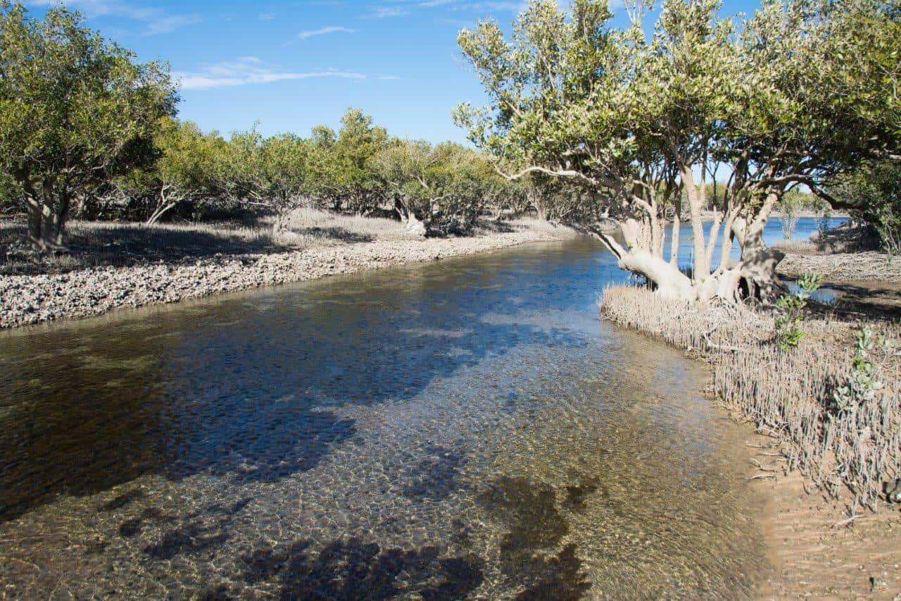 Creeks at Cape Keraudren