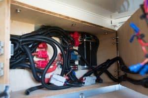 Dmax electrical box