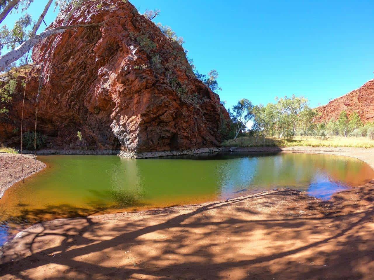 Kalgan S Pool In The Pilbara The Best Free Camp We Ve